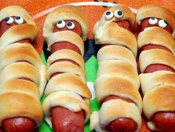 Creepy-Cute Treats You Can Actually Make for Halloween