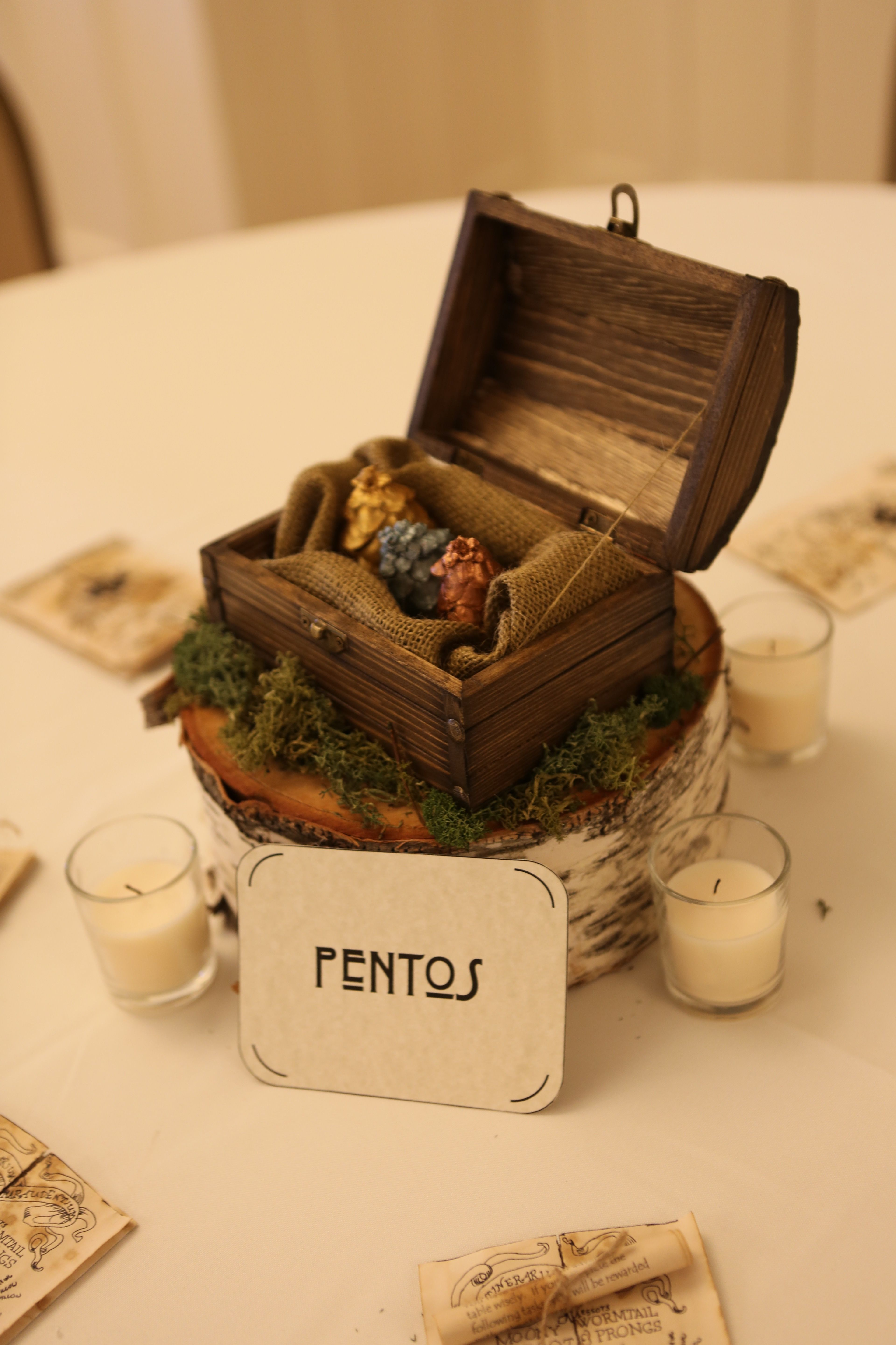 Pentos Games Of Thrones Table Centerpiece My Geeky But