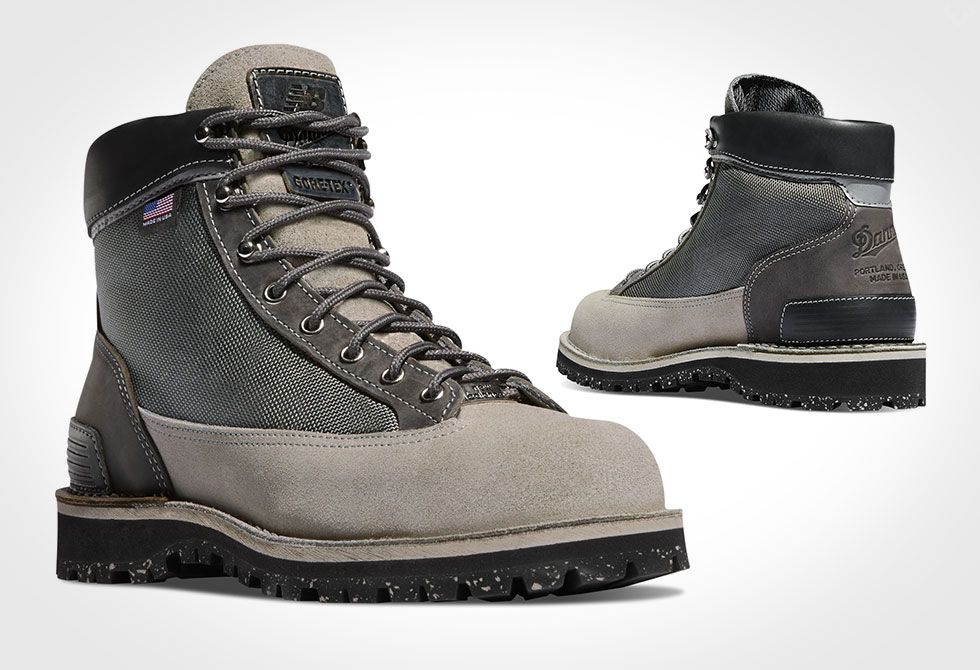 Danner x New Balance Light Pioneer Boot | Footwear | Pinterest ...