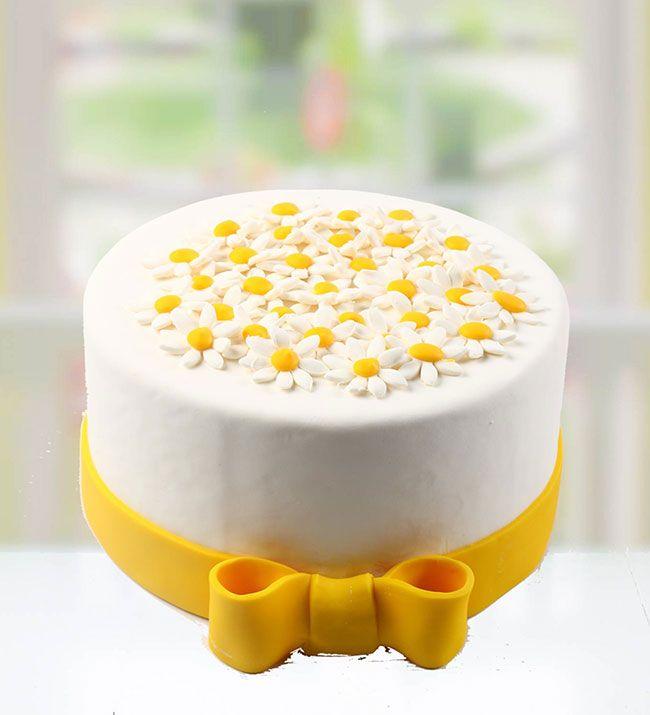 Doğum Günü Pastası Önerileri: Şeker Hamurundan 10 Farklı Pasta Önerisi