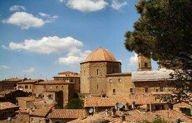 Volterra er en af mine yndlings byer i Toscana.