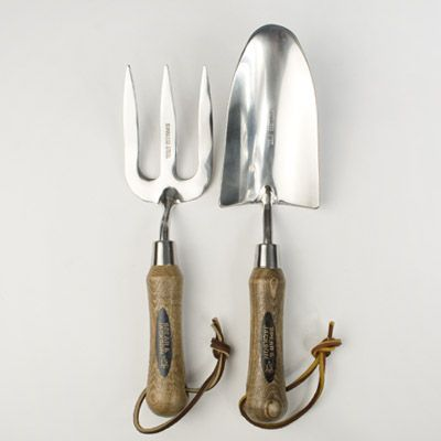 Trowel And Hand Fork Set By Spear Jackson Spear And Jackson