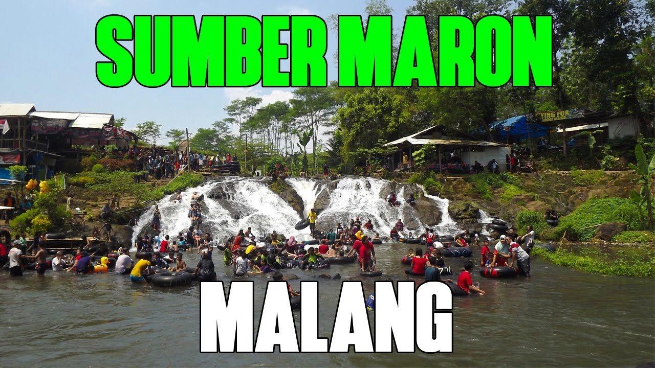 Sumber Maron Malang Objek Wisata Air Favorit Warga Malang
