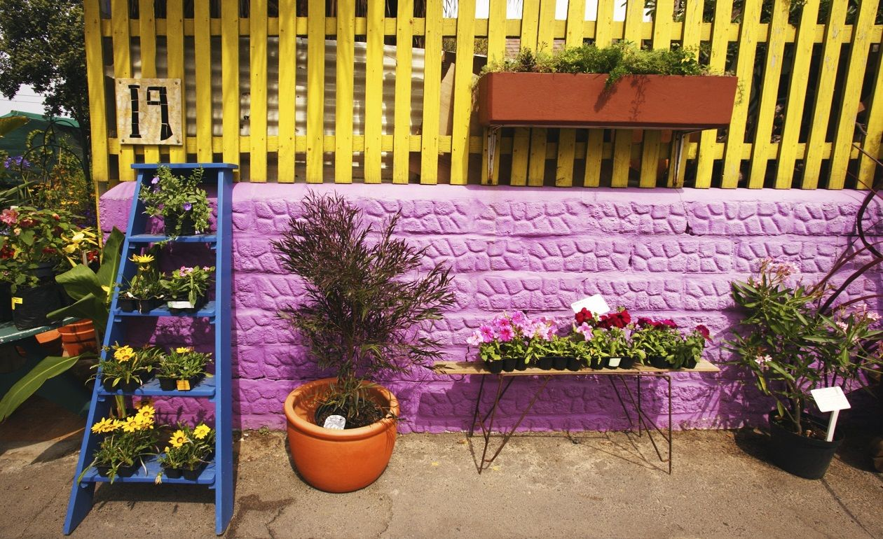 Como decorar una sala peque a y sencilla con poco dinero - Como arreglar mi jardin con poco dinero ...