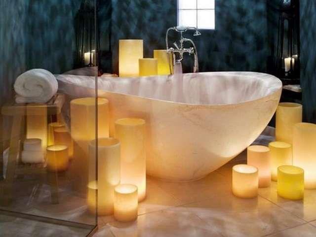 Candele Bagno ~ Oltre fantastiche idee su candele da bagno su