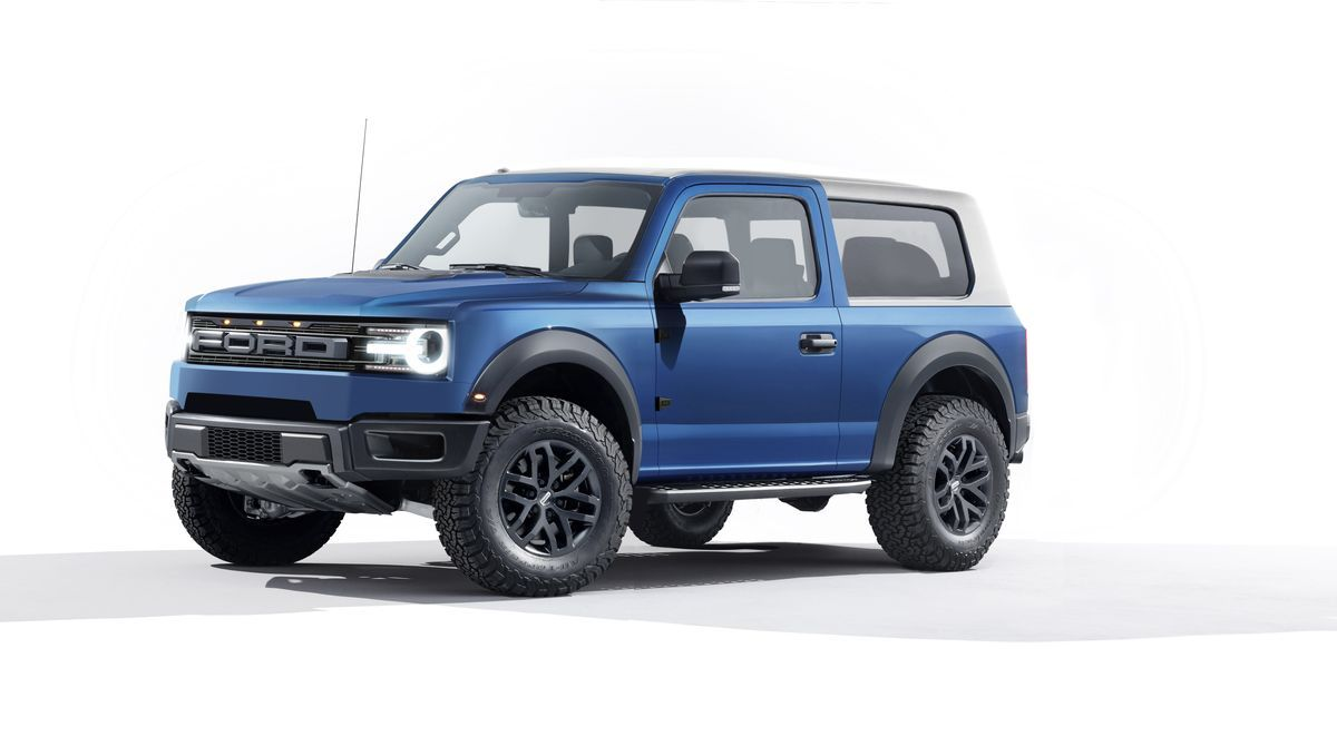 2021 Ford Bronco What We Know So Far Ford Bronco New Bronco