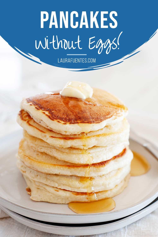 No Egg Pancakes Fluffy Eggless Pancake Recipe Recipe In 2021 Breakfast Recipes Sweet Homemade Pancake Recipe Tasty Pancakes