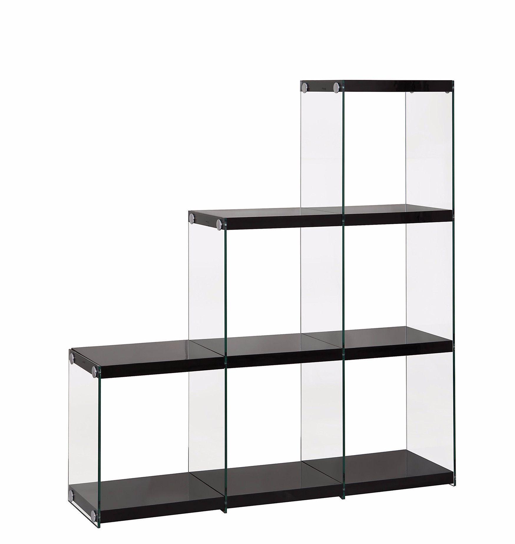 Glass Bookcase Bookcase Glass Bookcase Black Bookcase