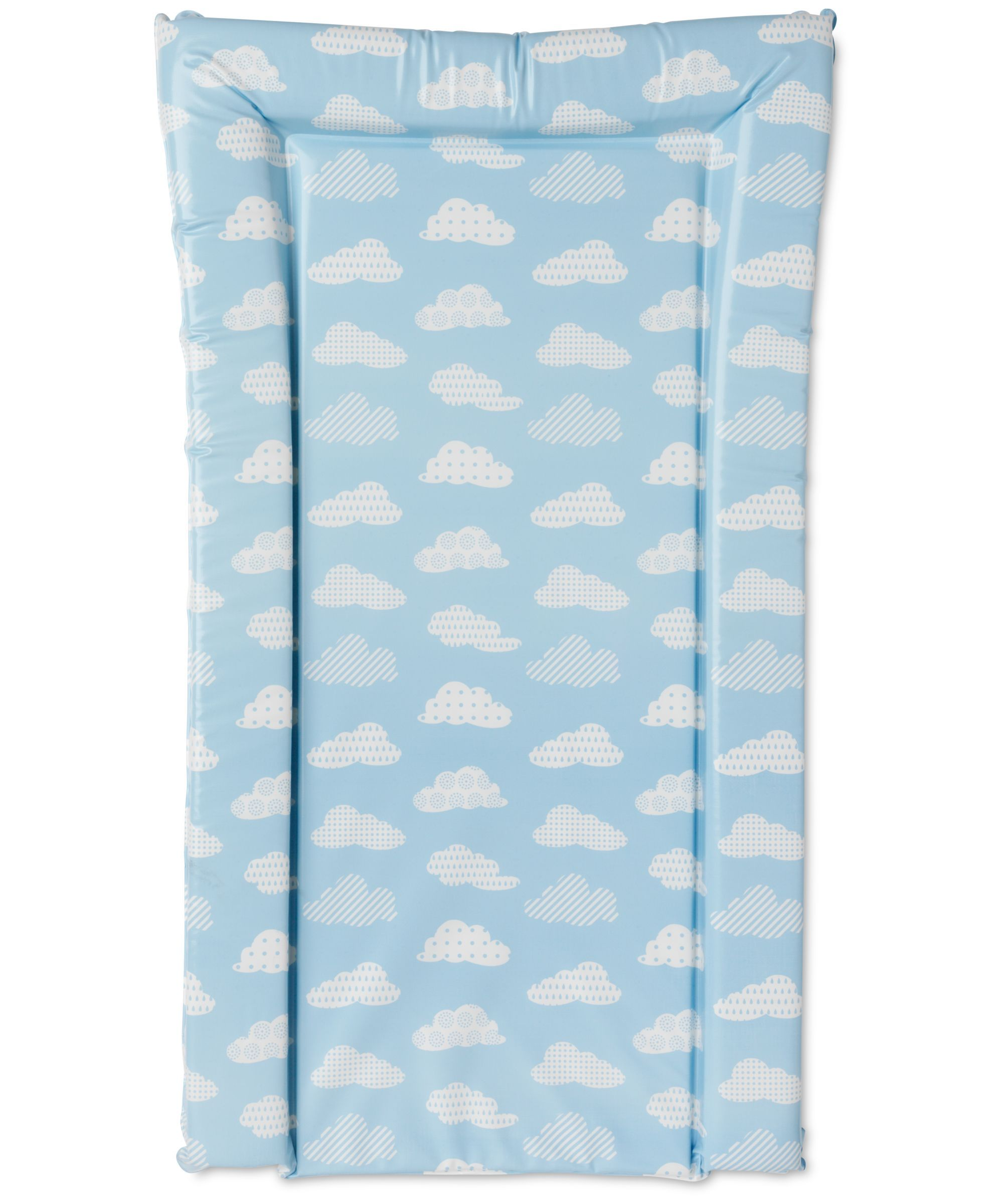 buy popular 047d6 80c60 Mothercare Changing Mat- Blue Clouds | baby | Baby changing ...