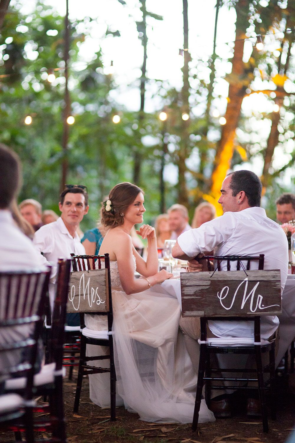 wedding venues north queensland%0A Just Married  Sophie   Clint