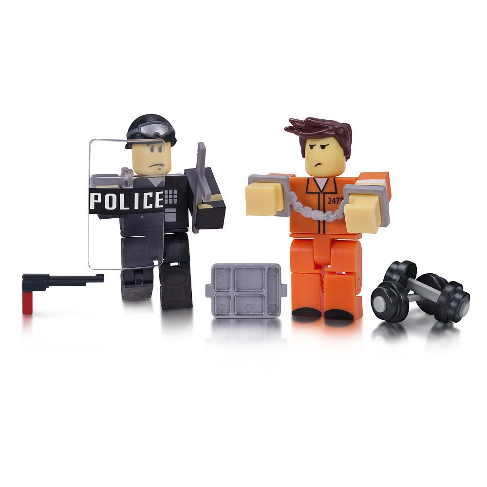 Breaking Out Of Prison May Look Easy In The Movies But In Roblox