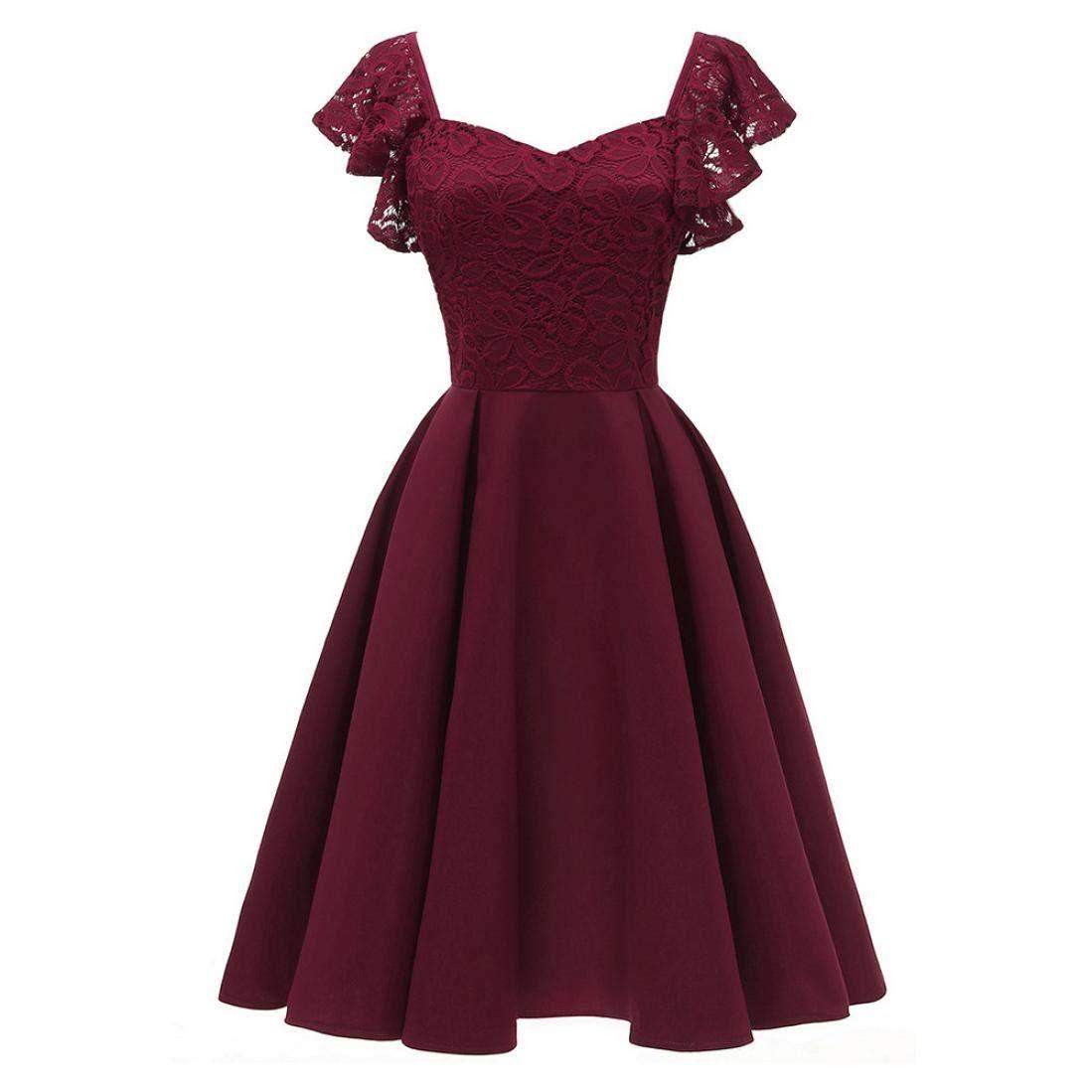 Sch ne Kleider MEIbax Abendkleider Damen Elegante Kleider