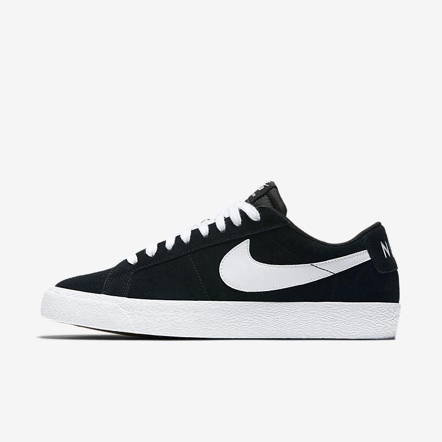 Nike Sb Blazer Zoom Low Men S Skateboarding Shoe Black Nike Shoes Nike Sb Nike Shoes Flyknit