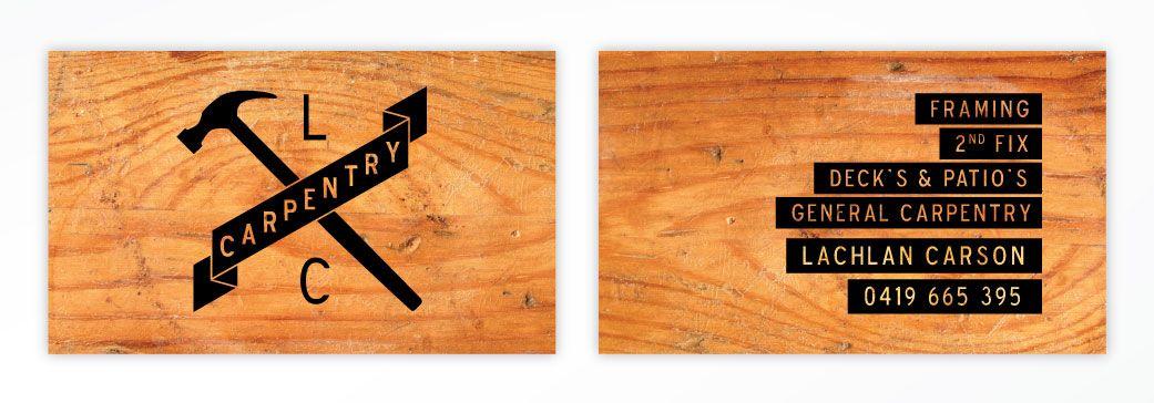 Carpenters logo business card pinterest carpenters logo business card colourmoves