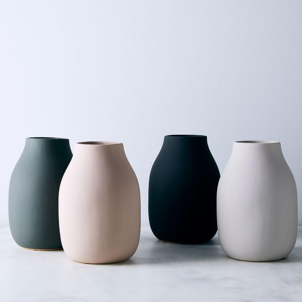 Matte Porcelain Vase on Food52