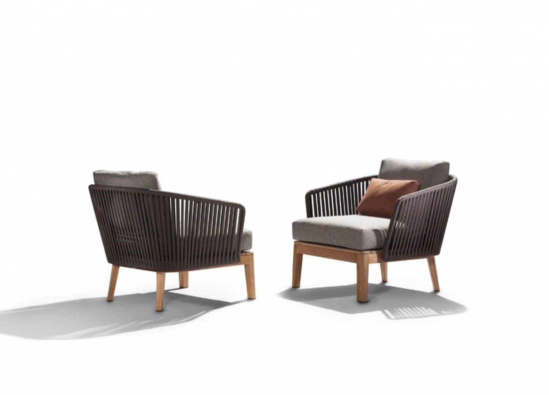 Cosh Living Tribu Mood Club Chair Outdoor Furniture Est