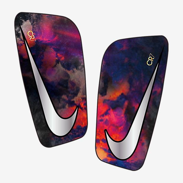 The Nike Mercurial Lite Cr7 Soccer Shin Guards One Pair Soccer Gear Soccer Outfits Shin Guards