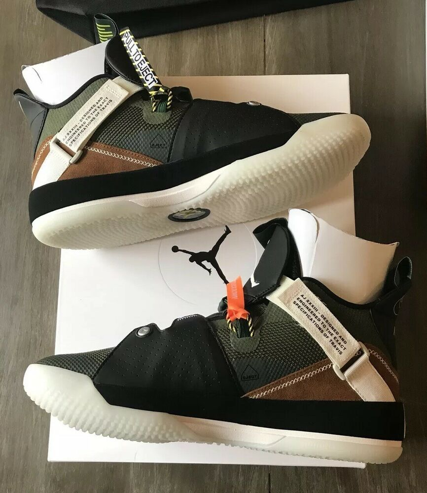 Nike Air Jordan XXXIII Travis Scott