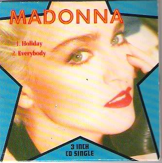 Madonna - Holiday is my jam right now!