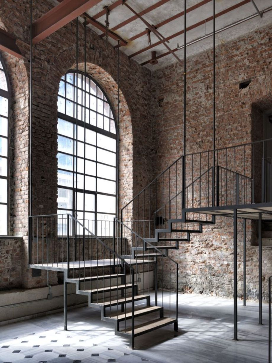 old factories turned into lofts.: | Industrial Office | Pinterest ...