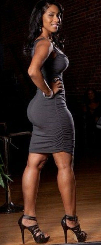 Beautiful ebony ass