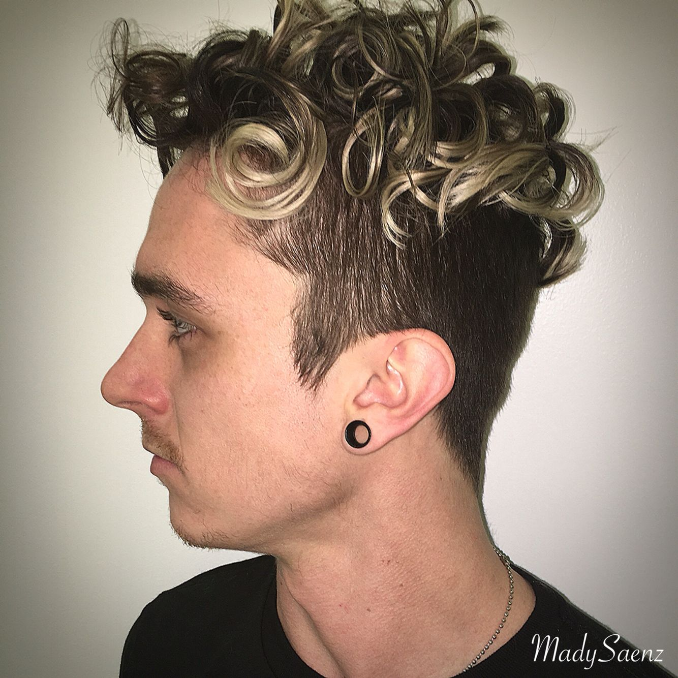 Mens Perm Today There Coming Back Chic Cutlyhair