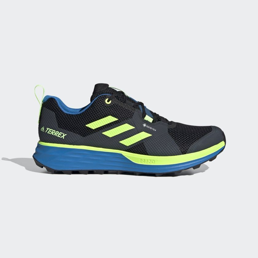 adidas Terrex Two GORE-TEX Trail Running Shoes - Black   adidas US ...