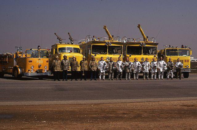 LAFD Station 80 - LAX | LA City Fire Apparatus | Fire trucks, Fire