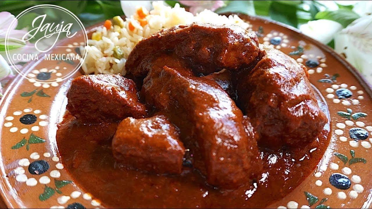 Carne Y Costillitas De Puerco En Adobo Sencillo Y Muy Sabroso Para