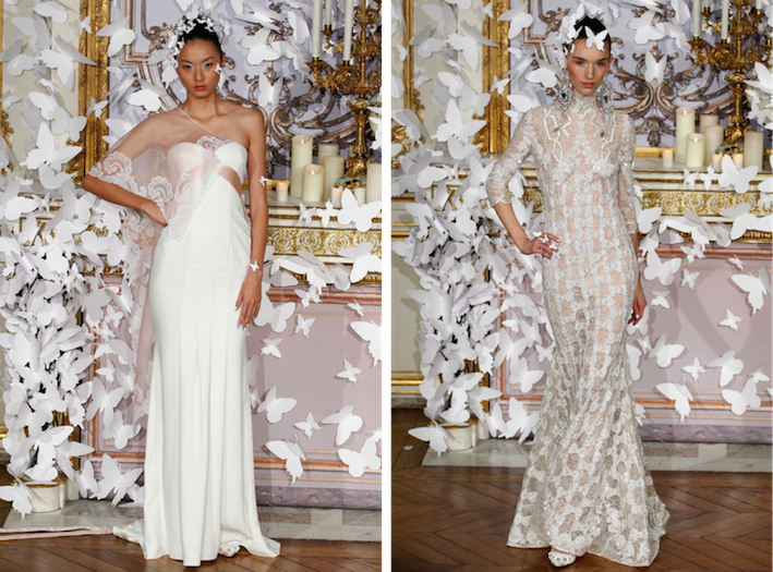 bridal couture TRENDS 2014