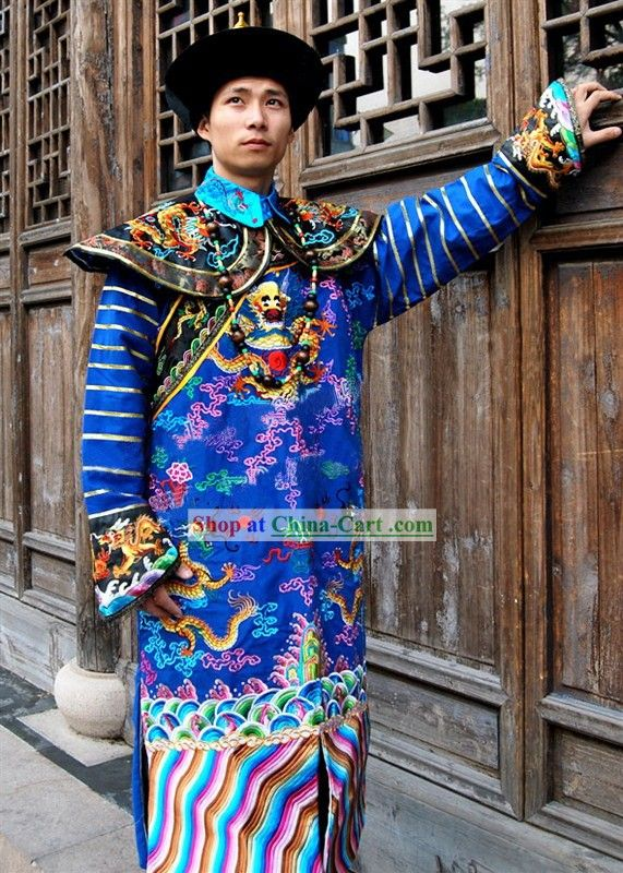 Kids Costumes & Accessories Novelty & Special Use Analytical Prince Long Hair For Boys Tv Play Or Stage Performance Chinese Ancient Dynasty Swordsman Children Warrior Cosplay Photo Studio For Sale