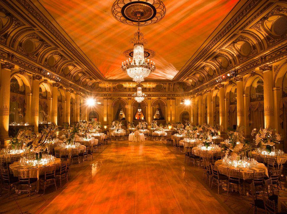 The Plaza Hotel New York NY Wedding Venue Manhattan
