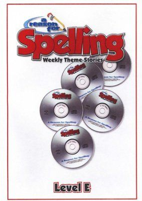 A Reason For Spelling Level E, Audio CD's