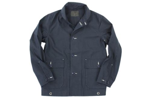 Maiden Noir Deck Jacket