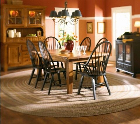Broyhill Attic Heirlooms Rectangular Leg Table Set Dining Room Furniture Collections Living Room Sets Furniture Living Room Sets