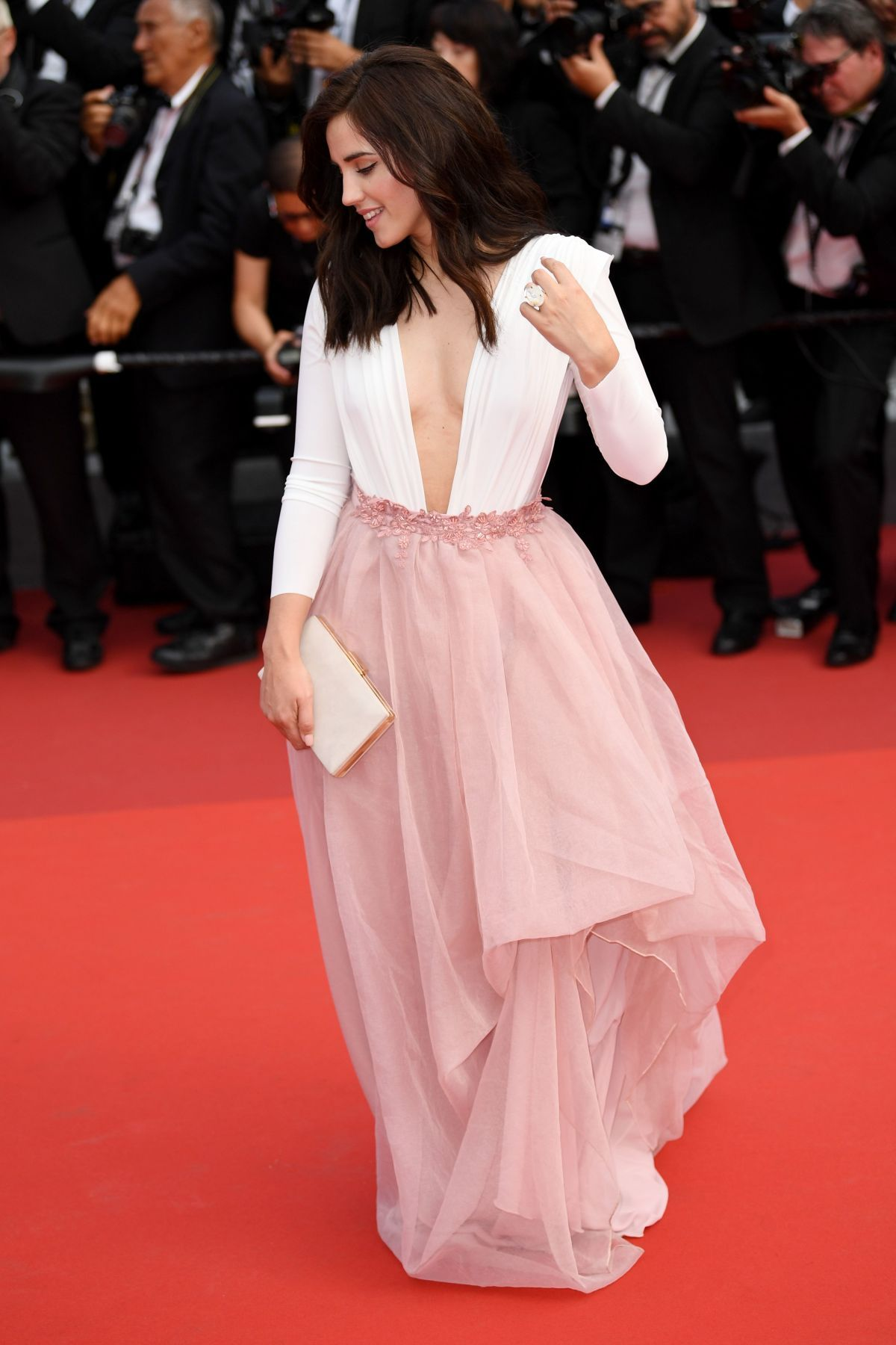 patry-jordan-at-anniversary-soiree-at-70th-annual-cannes-film ...