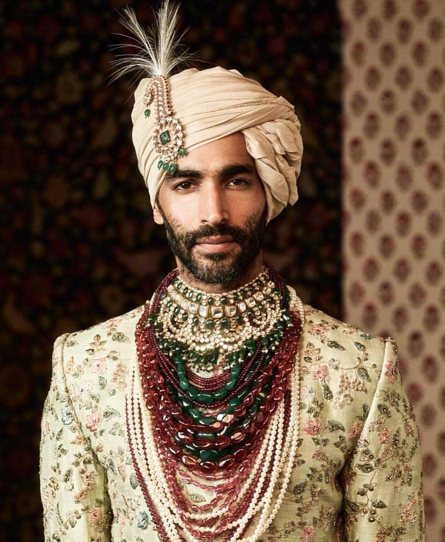 Mens Indian Jewellery : indian, jewellery, Indian, Wedding, Jewelry