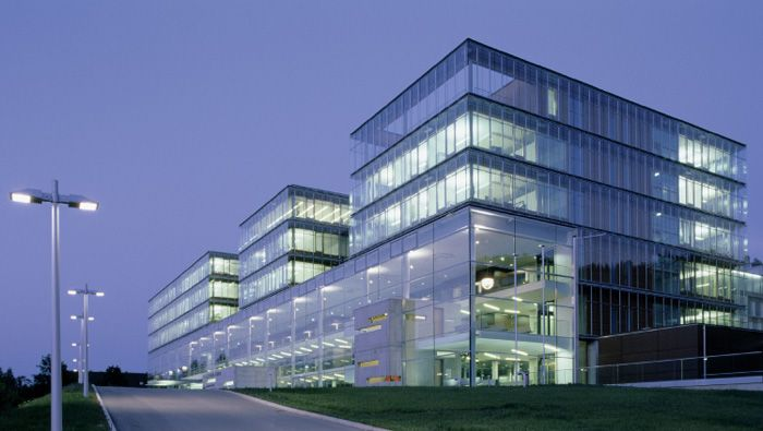modern glass office building Google Search Commercial Base