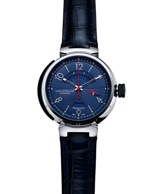 America's Cup watches by Louis Vuitton | Trendland: Design Blog & Trend Magazine