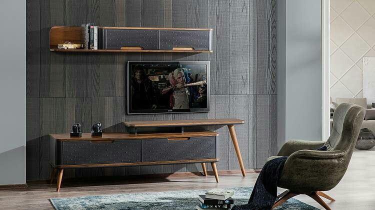 Glaze Tv Meubel.Penty Ahsap Bedroom Tv Unit Design Tv Unit Bedroom Lcd Unit Design
