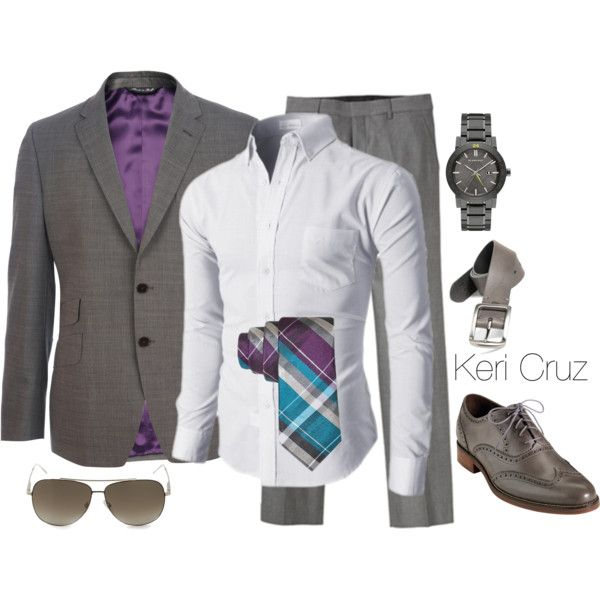 Business Attire, created by keri-cruz on Polyvore