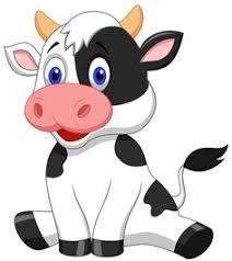 Resultado De Imagem Para Dibujos De Vacas A Color Para Imprimir