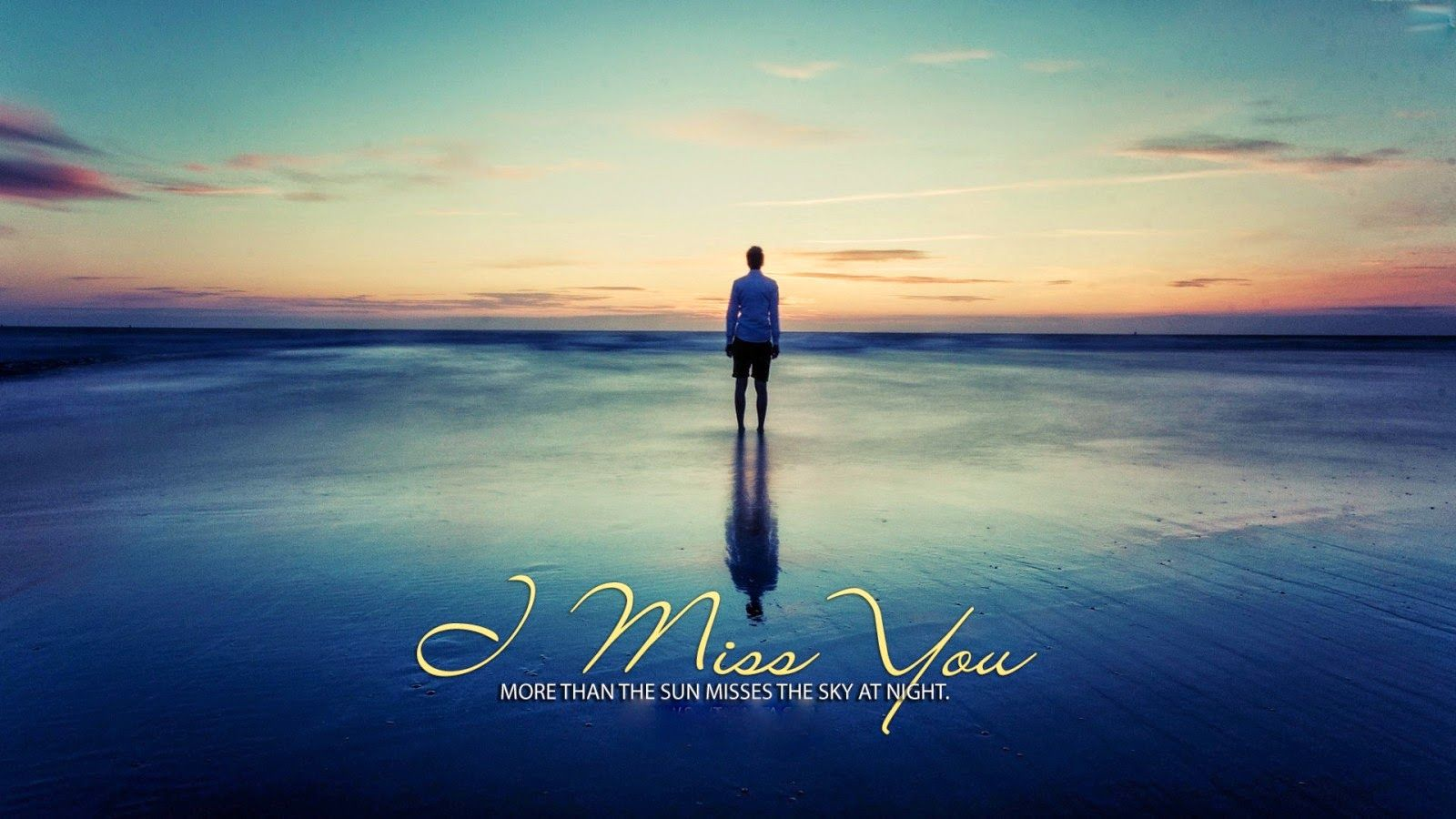 Best I Miss You Wallpaper with quotes Free I miss you