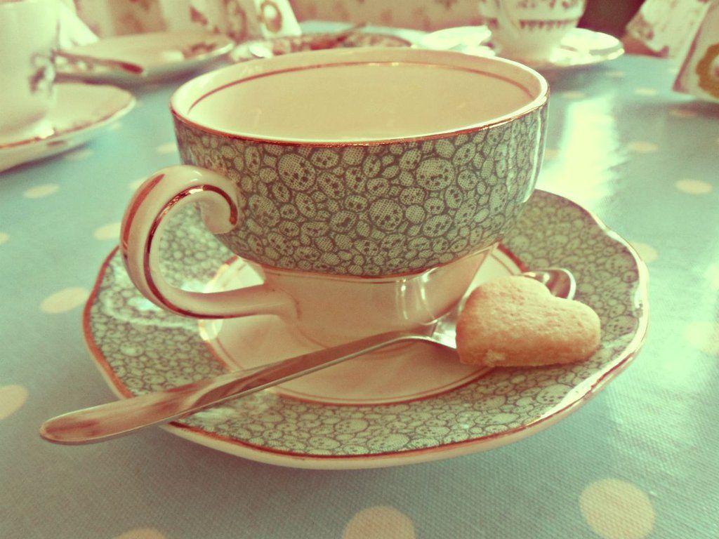 Vintage Tea Cups Part - 40: Vintage Tea Cup