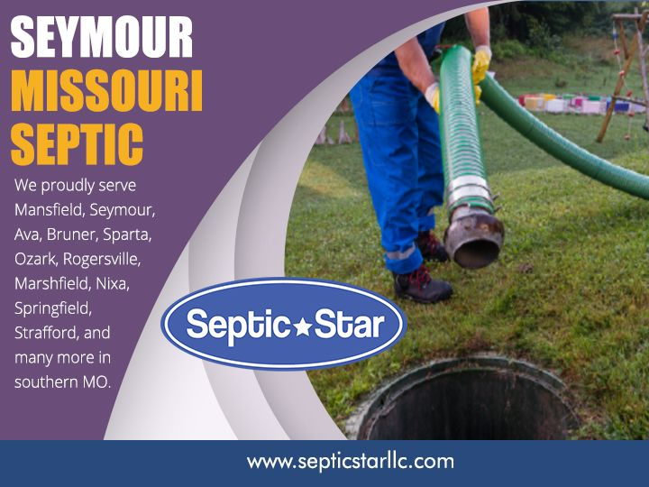 Seymour Missouri Septic in 2020 Septic system service