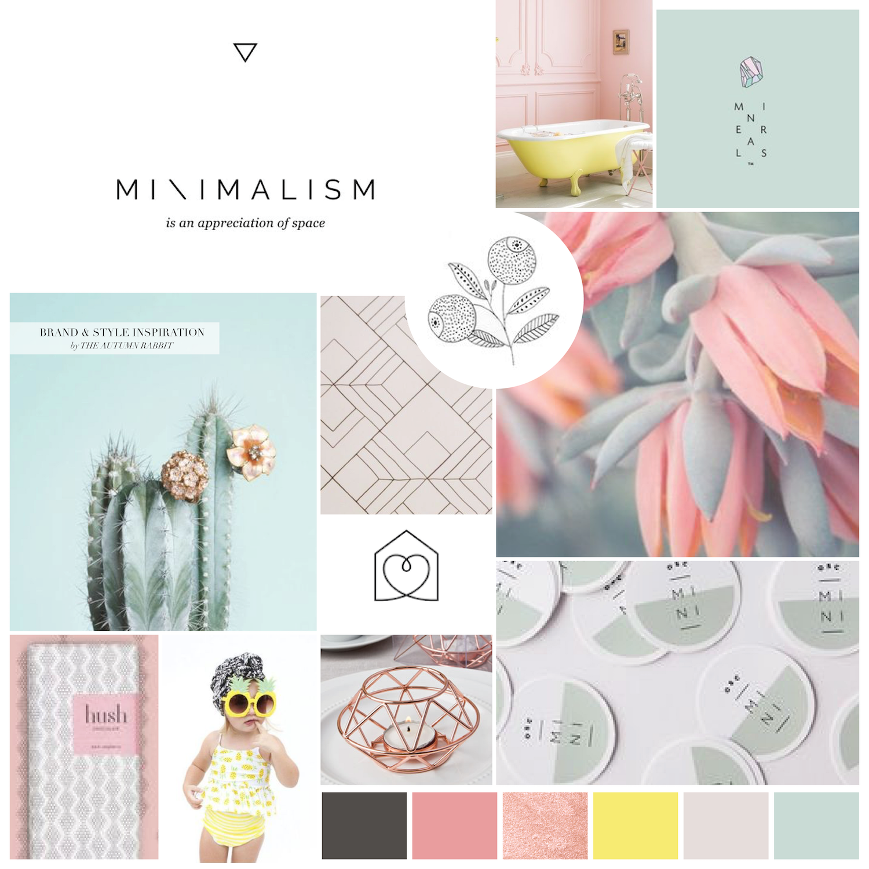 Minimalist Mood Board Design Inspiration Branding Simplistic Design Check Out Our Des Branding Website Design Website Design Services Creative Branding