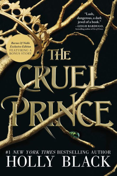 The Cruel Prince B N Exclusive Edition Folk Of The Air Series 1 By Holly Black Hardcover Barnes Noble Holly Black Cruel Best Book Covers
