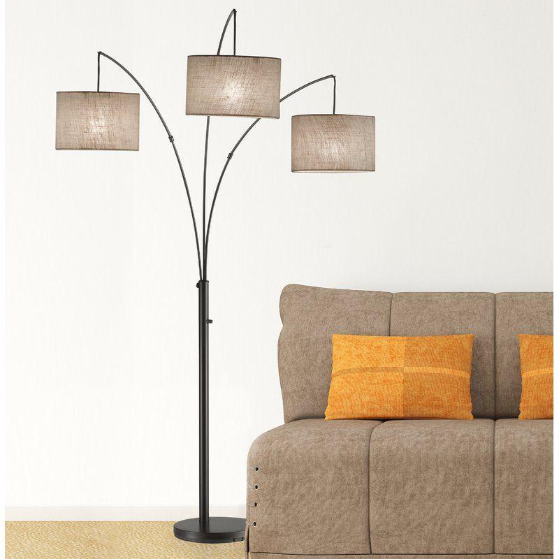Morrill 82 Quot Tree Floor Lamp Arc Floor Lamps Floor Lamp Room Lamp