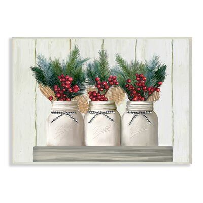The Holiday Aisle® Framed giclée and wall plaques are created with only the highest standards. We print with high-quality inks. Format: Wood Plaque, Size: 10