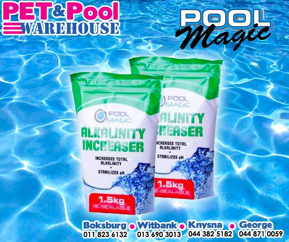 We Stock A Wide Range Of Poolmagic Products Like This 1 5kg